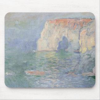 Tapis De Souris Claude Monet   Etretat