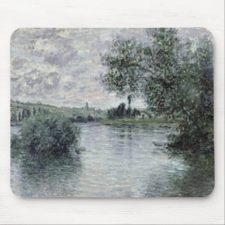 Tapis De Souris Claude Monet   la Seine chez Vetheuil, 1879