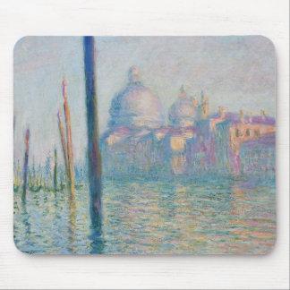 Tapis De Souris Claude Monet - le canal grand