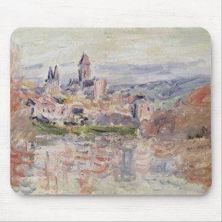 Tapis De Souris Claude Monet   le village de Vetheuil, c.1881
