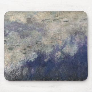 Tapis De Souris Claude Monet   les nénuphars les nuages 1915-26