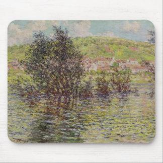 Tapis De Souris Claude Monet   Vetheuil, vue de Lavacourt, 1879