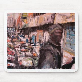 Tapis De Souris client de Dublin de rue de Moore