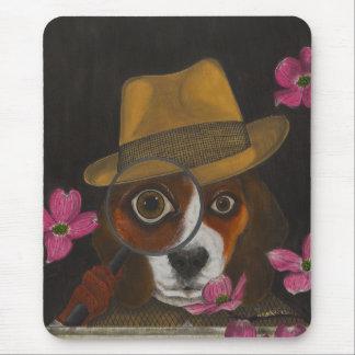 Tapis De Souris Cluny Jones, le beagle Mousepad