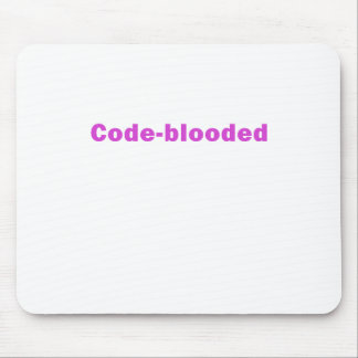 Tapis De Souris Codez Blooded