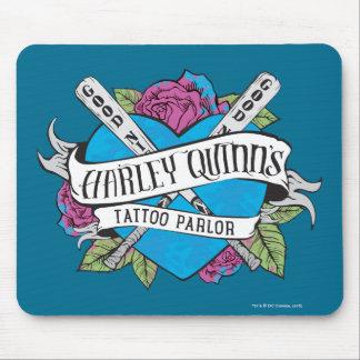 Tapis De Souris Coeur de salon de tatouage du suicide peloton |