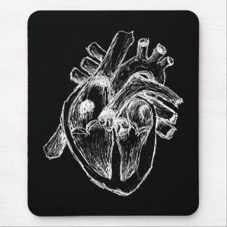 Tapis De Souris Coeur humain