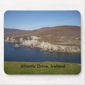 Tapis De Souris Commande atlantique, île d'Achill, Irlande