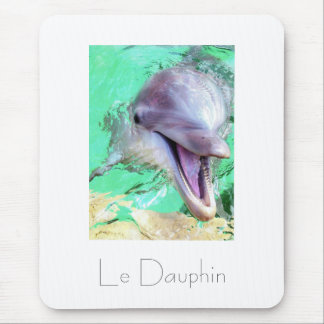 Tapis De Souris Conception de Le Dauphin Mousepad