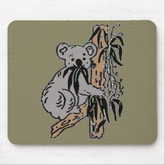 Tapis De Souris Consommation de koala