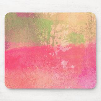 Tapis De Souris Copie grunge abstraite d'aquarelle