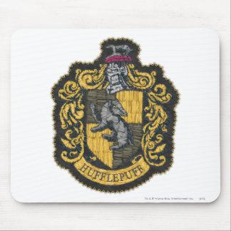 Tapis De Souris Correction de crête de Harry Potter | Hufflepuff