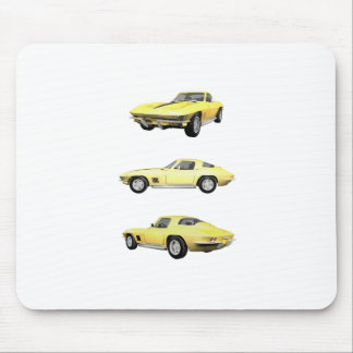 Tapis De Souris Corvette 1967 :