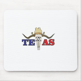 Tapis De Souris cowboy mort le Texas