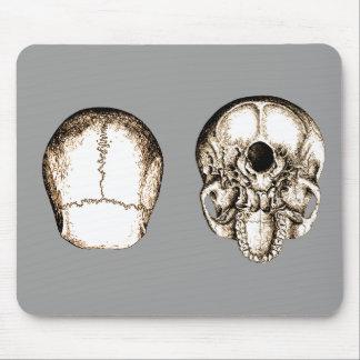 Tapis De Souris Crâne humain