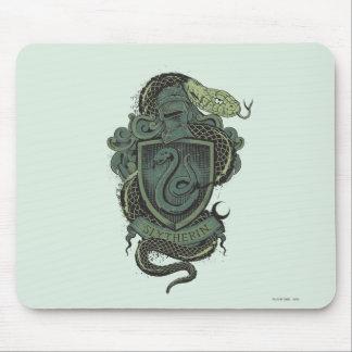 Tapis De Souris Crête de Harry Potter | Slytherin