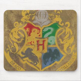 Tapis De Souris Crête rustique de Harry Potter | Hogwarts