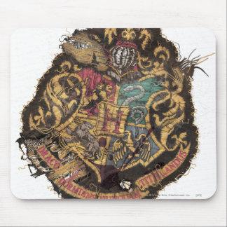 Tapis De Souris Crête vintage de Harry Potter | Hogwarts
