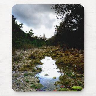 Tapis De Souris Crique de Barton sèche - Austin le Texas