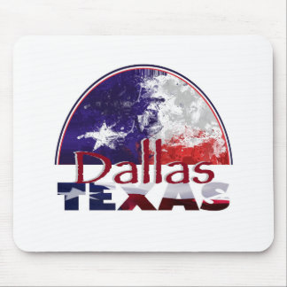 Tapis De Souris DALLAS le Texas