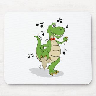 Tapis De Souris Dancin Dino