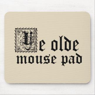 Tapis de souris d'antan du YE