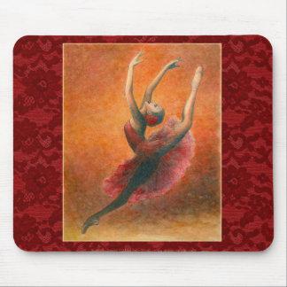 Tapis de souris de ballet - Don don Quichotte