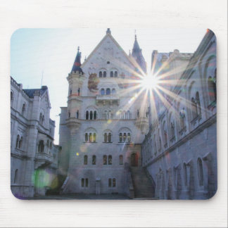 Tapis de souris de château de Neuschwanstein