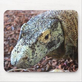 Tapis de souris de dragon de Komodo