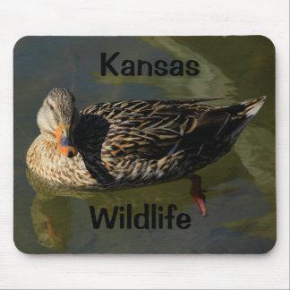 Tapis de souris de faune du Kansas ! !
