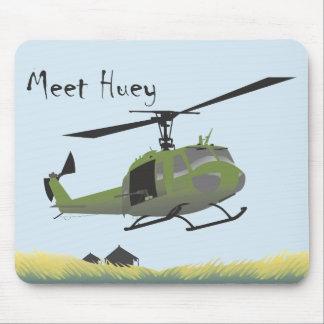 Tapis de souris de Huey