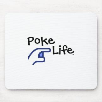 Tapis de souris de la vie de poussée