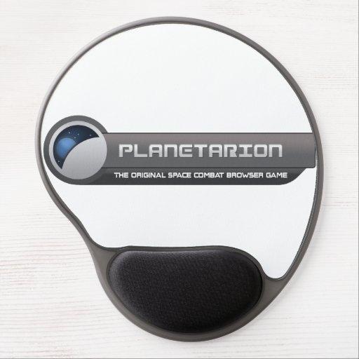Tapis de souris de luxe de Planetarion Tapis De Souris Gel