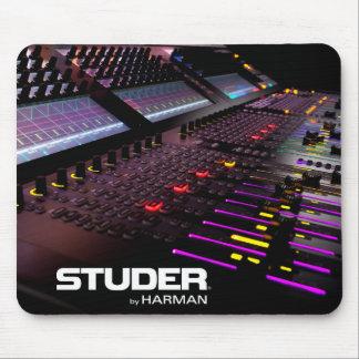 Tapis de souris de mélangeurs de Studer