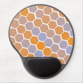 Tapis de souris de peigne de miel