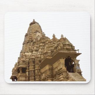 Tapis de souris de temple de Khajuraho