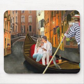 Tapis De Souris De Venise avec amour