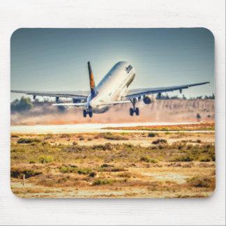 Tapis De Souris Décollage de Lufthansa