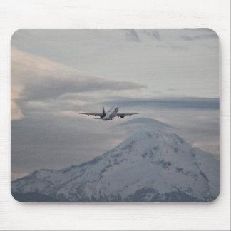 Tapis De Souris Décollage de PDX Frontier Airlines A320