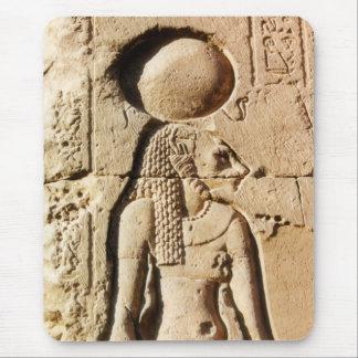 Tapis De Souris Déesse de chat de Sekhmet de l'Egypte supérieure
