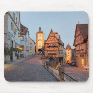 Tapis De Souris Der Tauber d'ob de Rothenburg