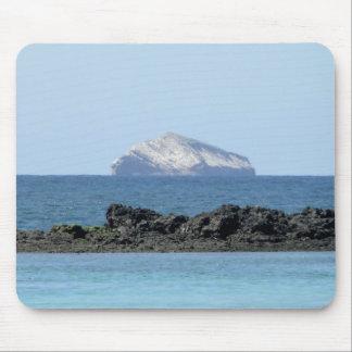 Tapis De Souris Des tortues d'eau douce Island in the ocean