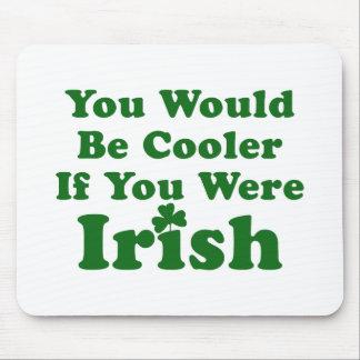 Tapis De Souris Dire drôle d'Irlandais