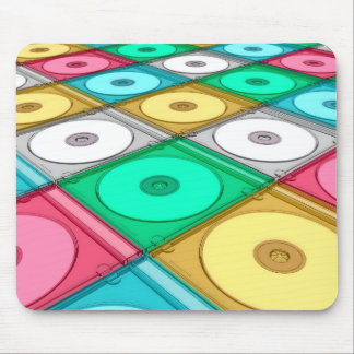 Tapis De Souris Disque CD