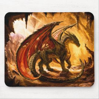 Tapis De Souris Dragon à ailes