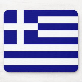 Tapis De Souris Drapeau de la Grèce