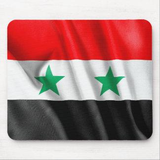 Tapis De Souris Drapeau de la Syrie