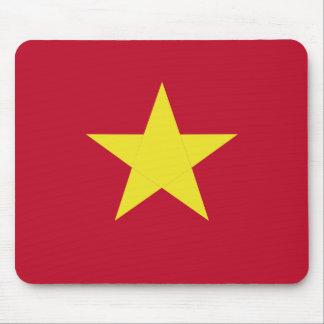 Tapis De Souris Drapeau du Vietnam
