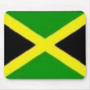 Tapis De Souris Drapeau jamaïcain
