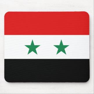 Tapis De Souris Drapeau Mousepad de la Syrie